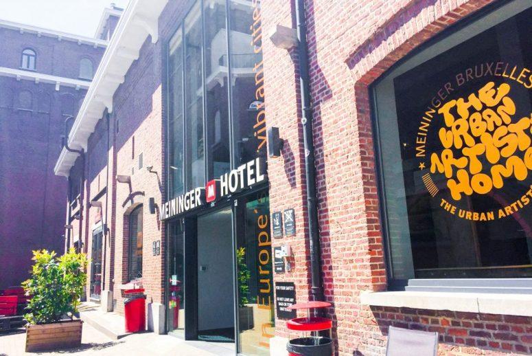 Hostel Crush: MEININGER Brussels
