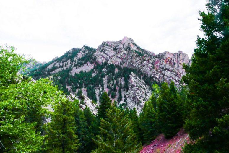 Eldorado Canyon Colorado Hiking
