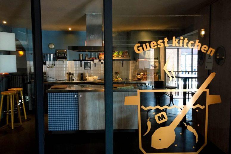 MEININGER Brussels Kitchen