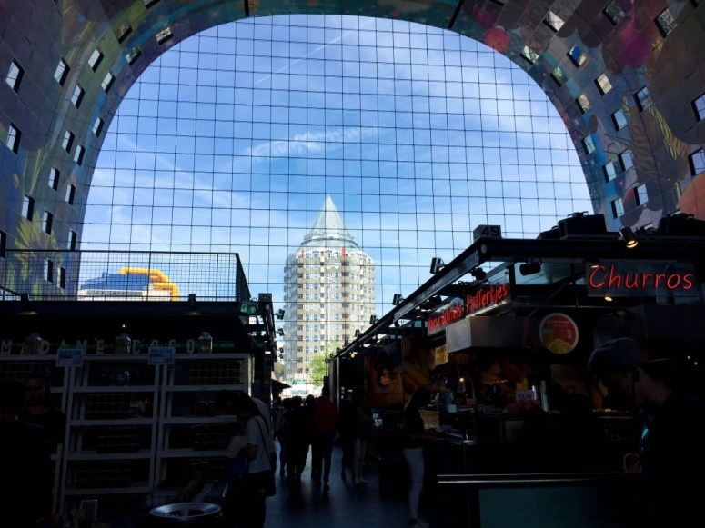Markthal Rotterdam Best Food Markets in Europe