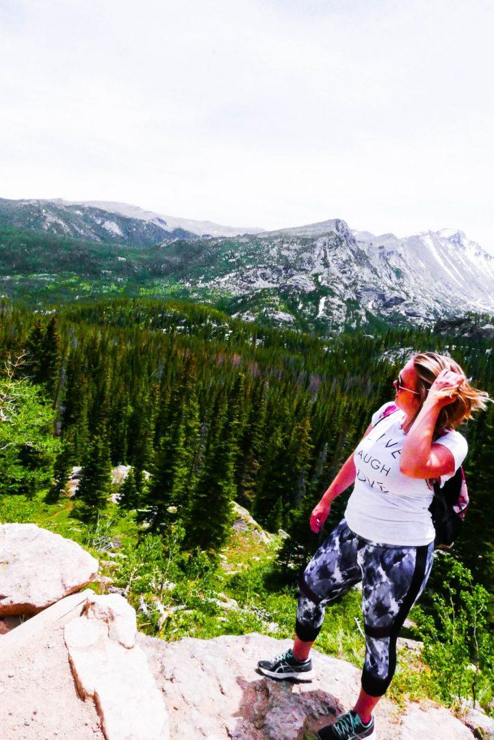 Madison Mountain Vista Rocky Mountain National Park