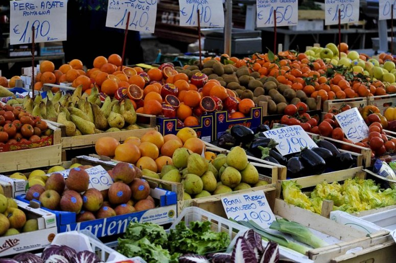Viale Papiniano Market Milan Italy Best Food Markets in Europe
