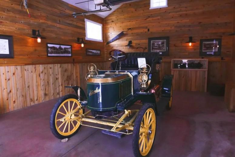 Stanley Steamer Car