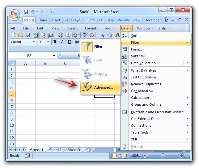 Excel Remove Duplicates Function