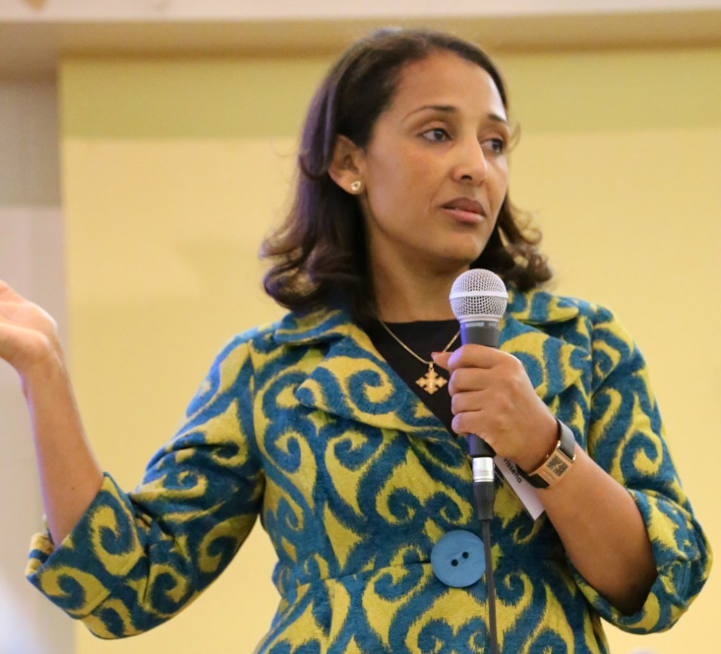 Dr Senait Fisseha Awarded the Membership of Royal College of
