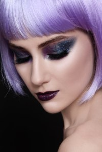 The Unnatural Hair Color Trend and How to Make It Chic ...