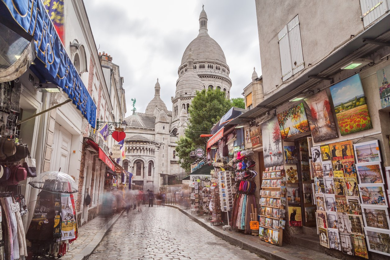Must See Destinations In Montmartre Paris Addison Magazine