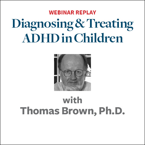 diagnosing and treating adhd in children