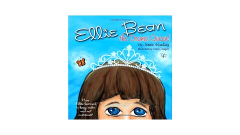 Ellie Bean is a great book for ADHD children to read about sensory processing disorder