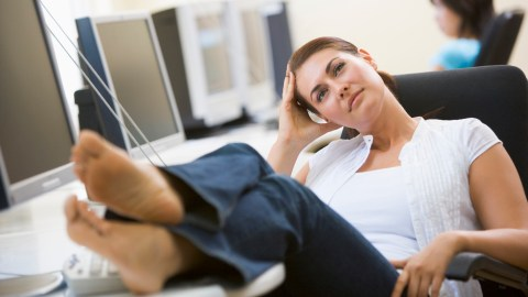 Taking frequent breaks can help you get things done by improving motivation and preventing burnout.
