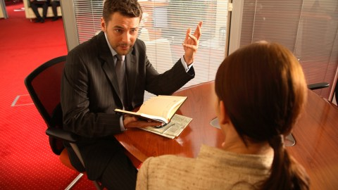 A coach helps her client manage ADHD in the workplace