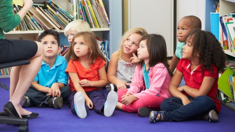 Telling this group of children simply to behave is too vague, rather a better way to improve classroom behavior is to explain exactly what good behavior looks like.