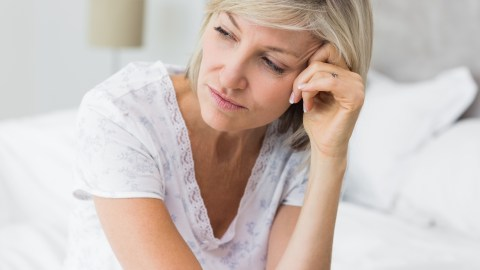 A woman concerned about her life and wondering if she has adhd.