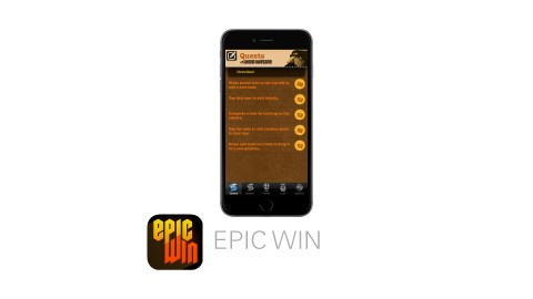 EpicWin is one of the best time management apps.