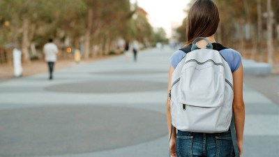 Young ADHD girl heads off to college ready to ace her first semester.