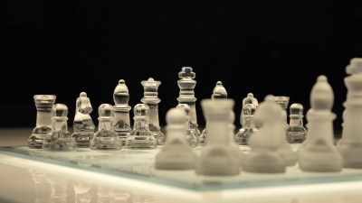 ADD intelligence and executive functions, and the ability to see a few moves ahead like in chess