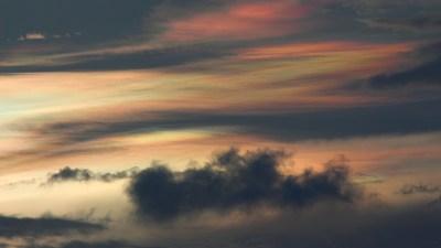 gratitude sunset sky