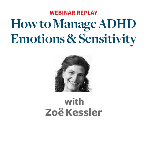 how to manage adhd emotions and sensitivity2