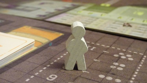 A board game piece — YouTube videos for kids teach social skills, and so does playing board games.
