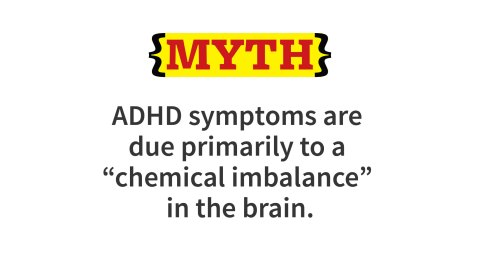 Impairments of ADHD are not due to a global excess or lack of a specific chemical within or around the brain. The primary problem is related to chemicals manufactured, released, and reloaded at the level of synapses, the junctions between certain networks of neurons that managethe brain's management system. Persons with ADHD tend not to release enough of these essential chemicals, or to release and reload them too quickly. ADHD medication helps to improve this process.