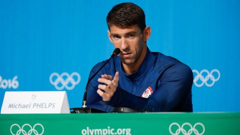 Diagnosed with ADHD at age 9, Michael Phelps went on to become the most decorated Olympian of all time, swimming his way to a record-breaking 18 gold medals. According to his mother, Debbie Phelps, swimming helped her son manage his symptoms from a young ageby keeping him focused and disciplined.