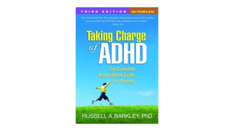Taking Charge of ADHD is a great book for parents of children with ADHD