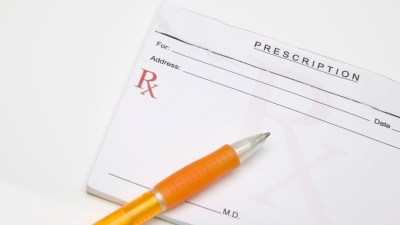 prescription pad for ADHD medication