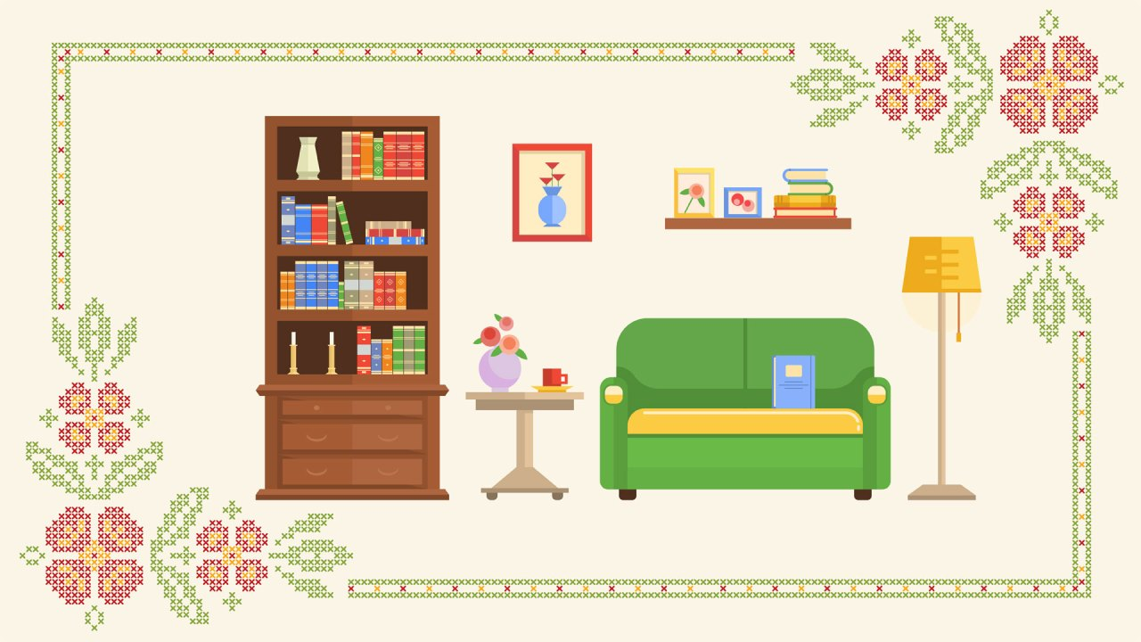 Home Neat Home Graphic