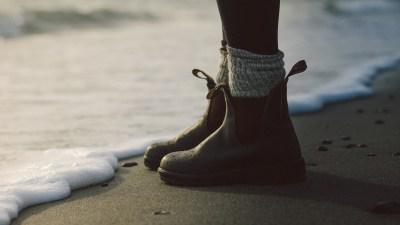 woman adhd ocean boots