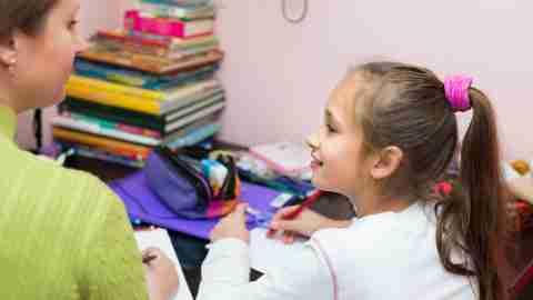 ADHD strategies for getting homework done