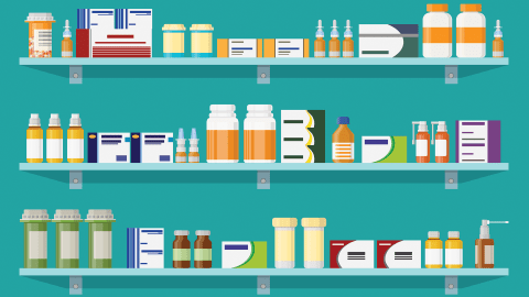 pharmacy shelves full of ADHD medications - should you switch to a different ADD medication?