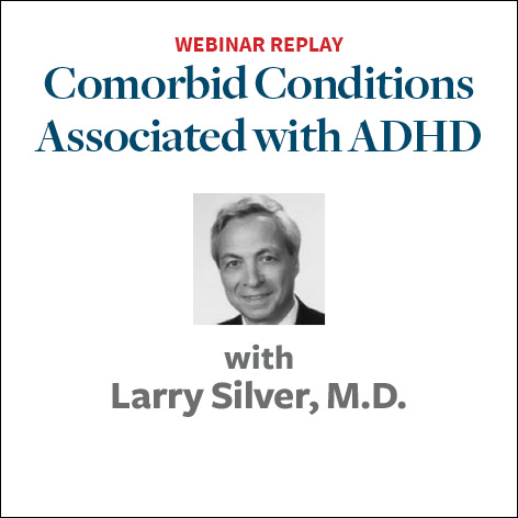 Comorbid conditions associated with adhd