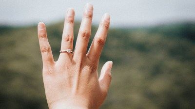 adhd engagement marriage ring
