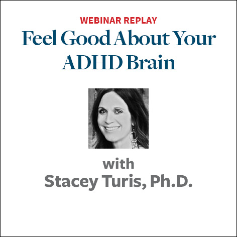 Feel Good About Your ADHD Brain