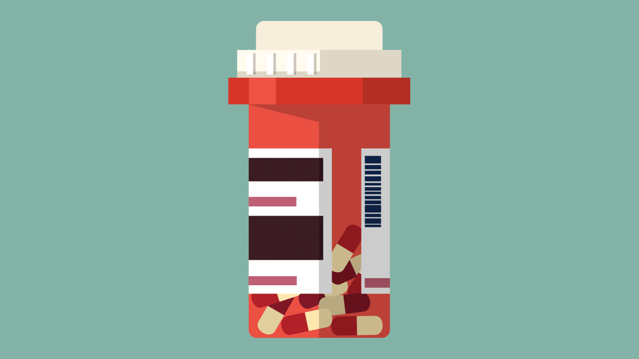 how safe are stimulant medications used to treat adhd, like the pills in this bottle?