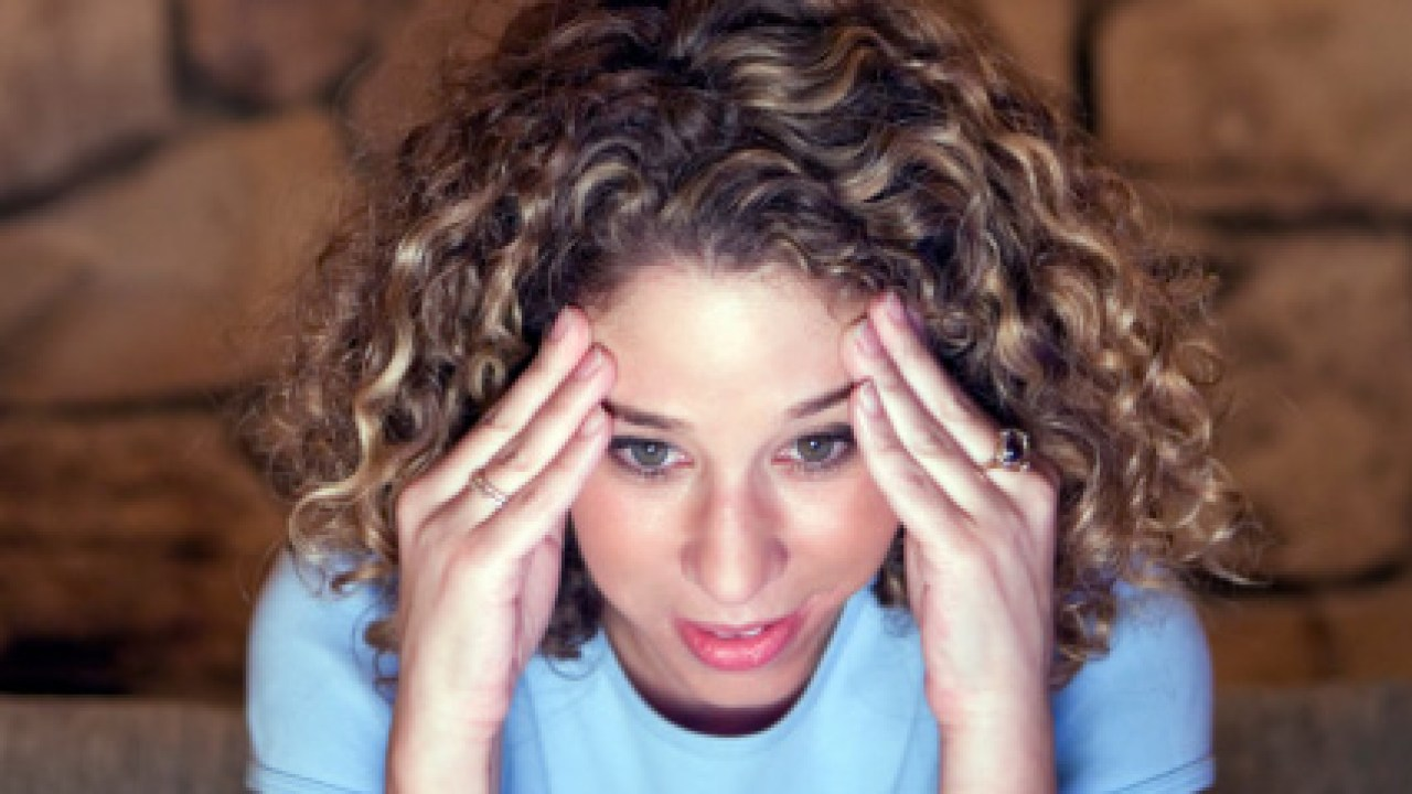Before you do or say something, calm yourself down. Here's a tool that has helped a lot of parents accomplish that: Visualize yourself scooping up your anger, worry, or disappointment with both hands and place that uncomfortable emotion at the side of the room. Picturing yourself doing it can clear your mind. Your feeling will still be there, waiting for you, if you want it back later.