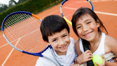 Sports and activities for kids with ADHD: tennis