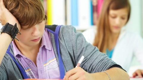 ADHD in High School: Teen Study Guide