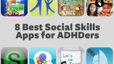 Inattention, hyperactivity, and impulsivity can prevent kids with attention deficit from making -- and keeping friends. Here are our top picks for apps to help your ADHDer develop the social skills he needs to navigate the social sphere.