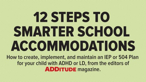 How To Get A 504 Plan Adhd School Accommodations