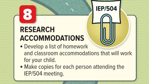 Research accommodations