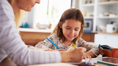 Mom and her ADHD daughter write about her good deeds