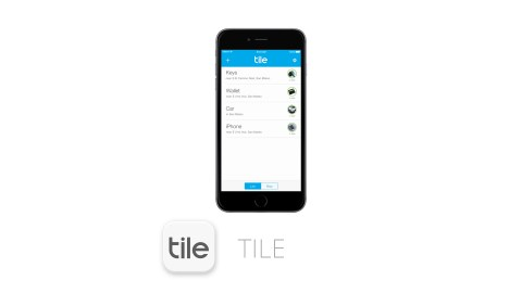 This image shows the ADHD app Tile, which is great for people who lose things