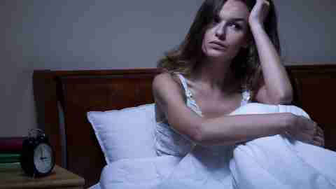 If you're wondering if you have adhd, trouble sleeping is one possible symptom.