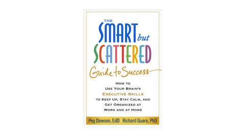 Smart But Scattered is a great book for people who have been recently diagnosed with ADHD