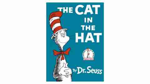The Cat in the Hat is a fictional character with common ADHD characteristics