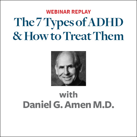 7 types of adhd and how to treat them