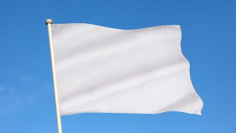 Constant feelings of shame and failure can make a person with ADHD raise the white flag, or to give up.