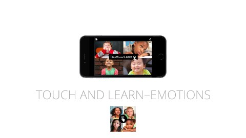 Touch and Learn -- Emotions is a great app that builds social skills for children with ADHD