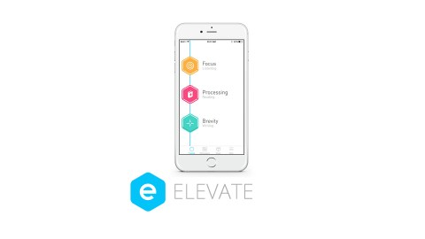 Elevate is a great app for people with ADHD